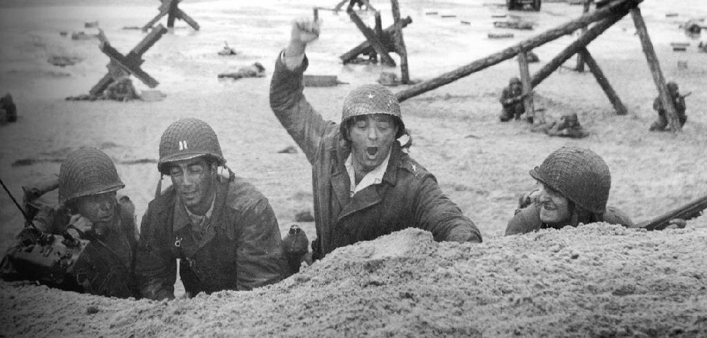Saving Private Ryan Omaha Beach  YouTube