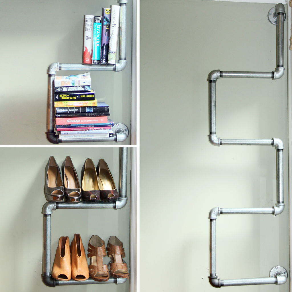 10 unique ways to keep your shoes straight huffpost - Creative shoe rack designs ...