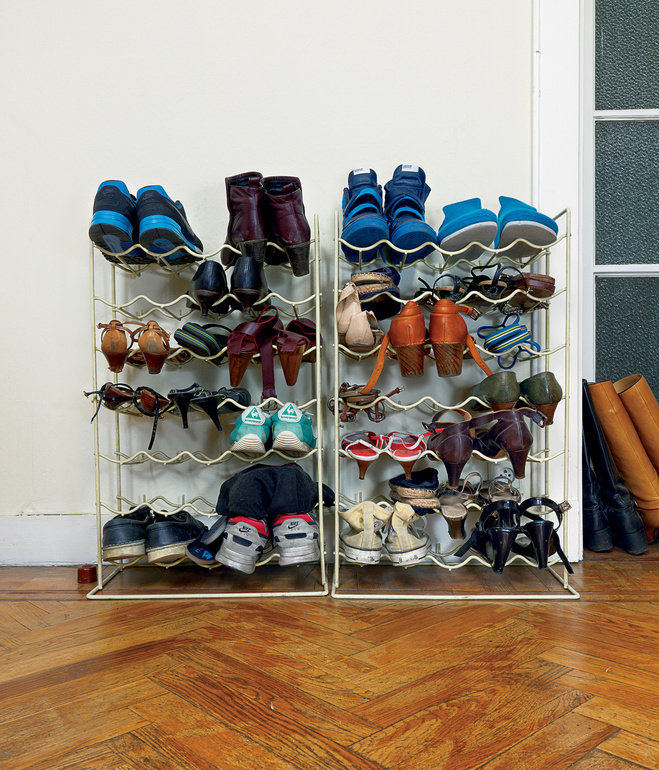 10 unique ways to keep your shoes straight