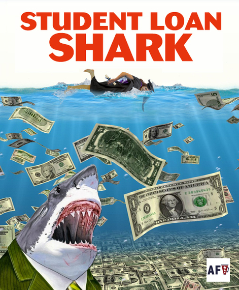 Student Loan Sharking? | HuffPost