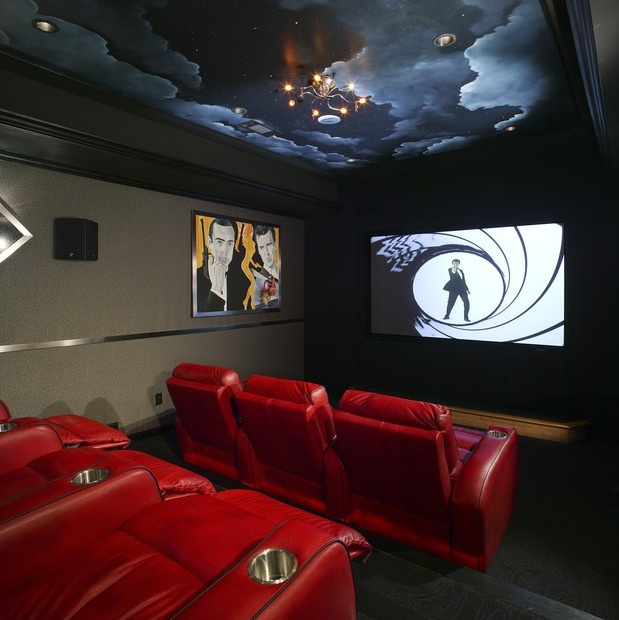 10 Man Cave Ideas Your Father Always Dreamed Of Huffpost