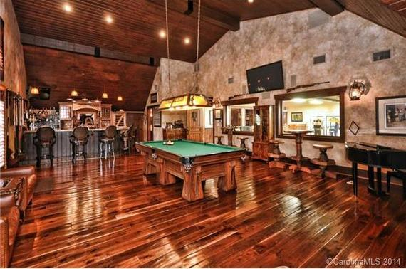 Man Cave Store Nc : Man caves of famous athletes and fathers huffpost