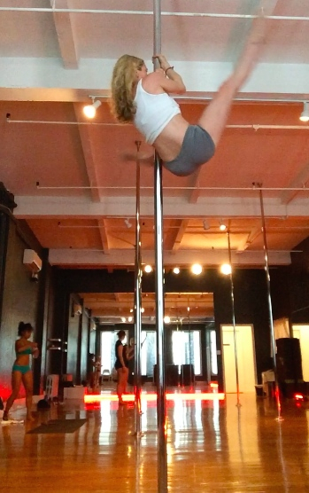 Never Too Old to Climb the Stripper Pole. Never Too Old to Climb the Stripper Pole   The Huffington Post