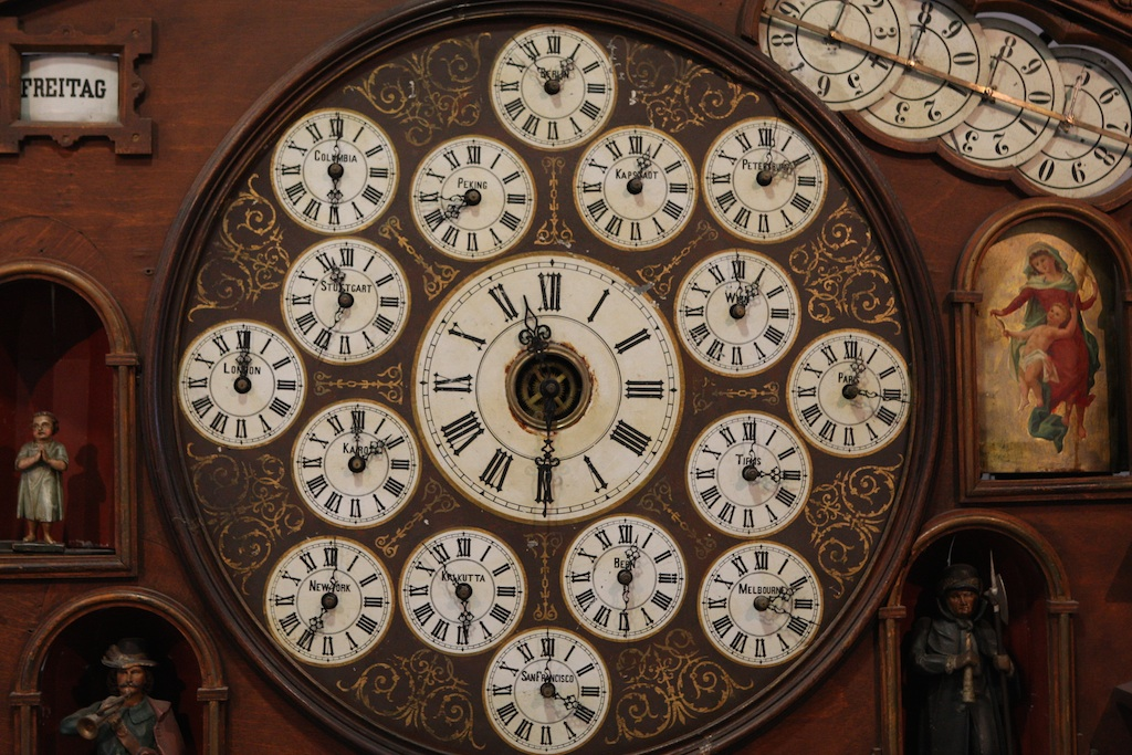 A Time Traveler's Adventure at the German Clock Museum | HuffPost