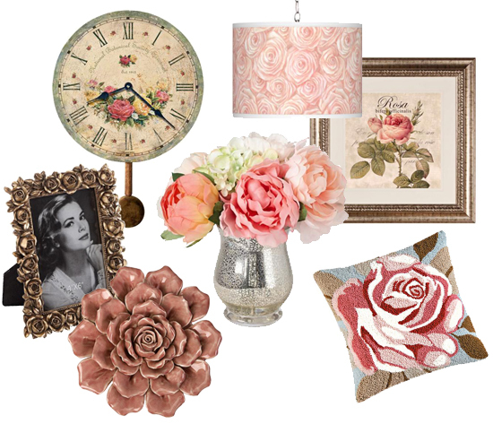 Decorating with Summer Floral Decor from Lamps Plus