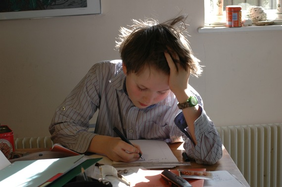 Homework Help   Supporting Your Learner   Going to School