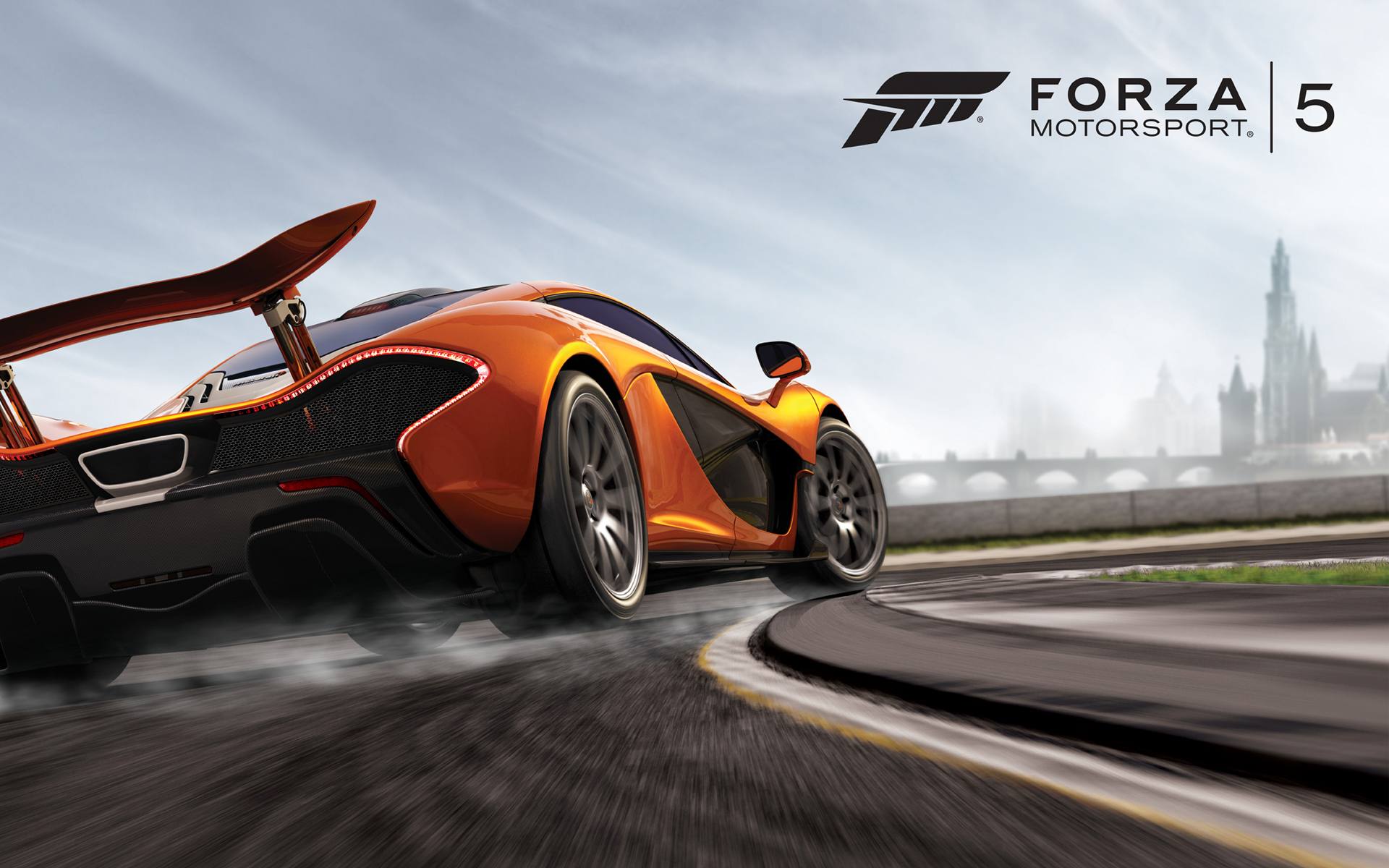 looking back at forza motorsport 5 xbox one. Black Bedroom Furniture Sets. Home Design Ideas