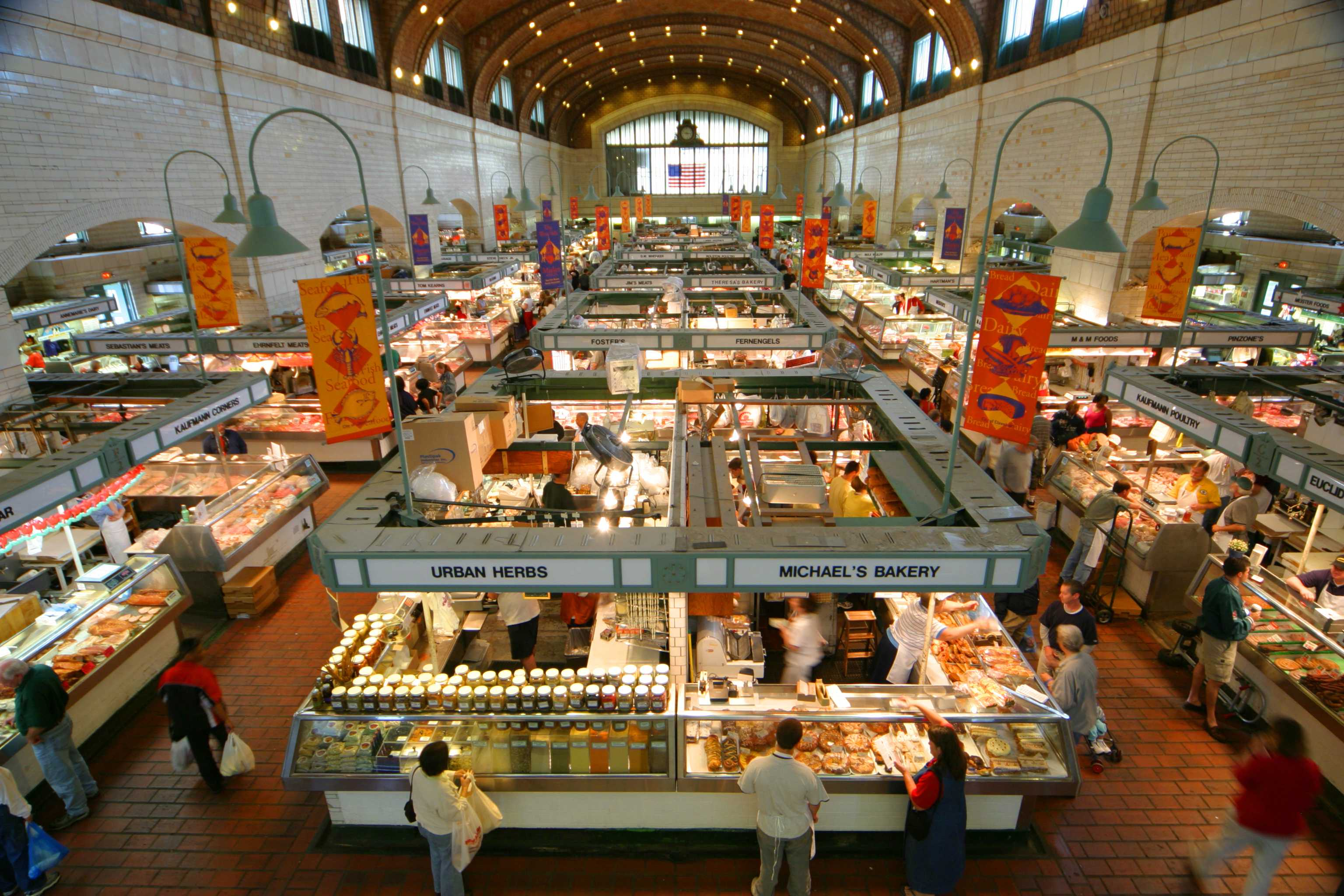 Best Food Halls In America