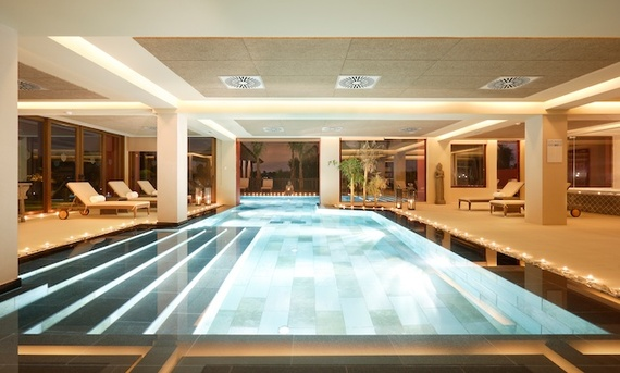 Spa spy spain asia gardens alicante - Hotels in alicante with swimming pool ...