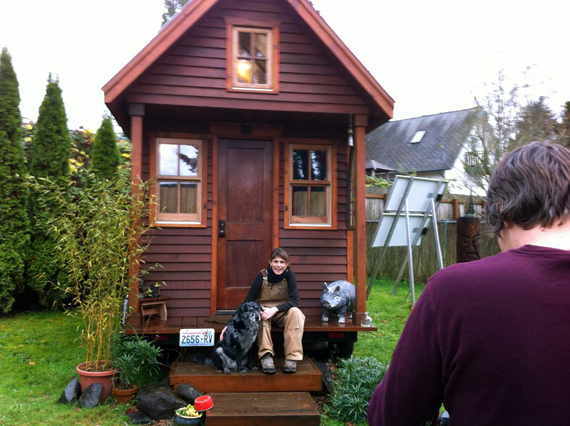 WATCH How We Built a Tiny House and Why We Made a Film About It