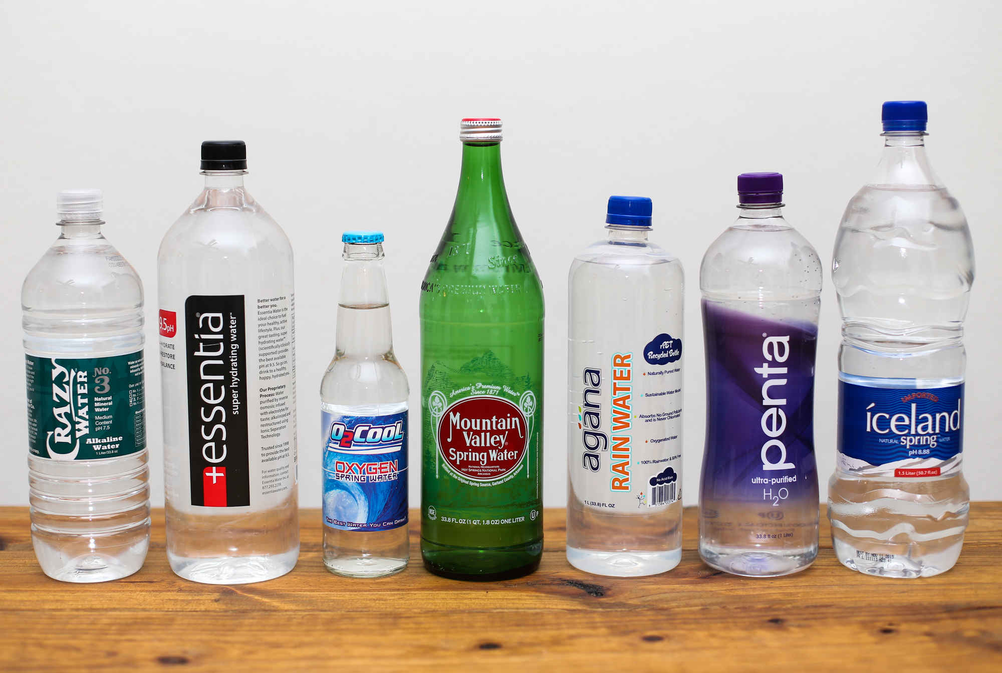Whole Foods Bottled Spring Water