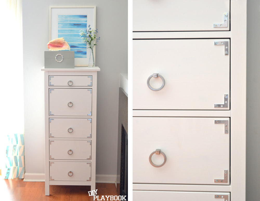 10 before and after projects you can do this weekend for Ikea hemnes hack