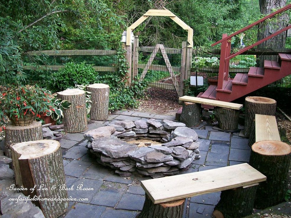 9 Ideas That Ll Convince You To Add A Fire Pit To Your Backyard