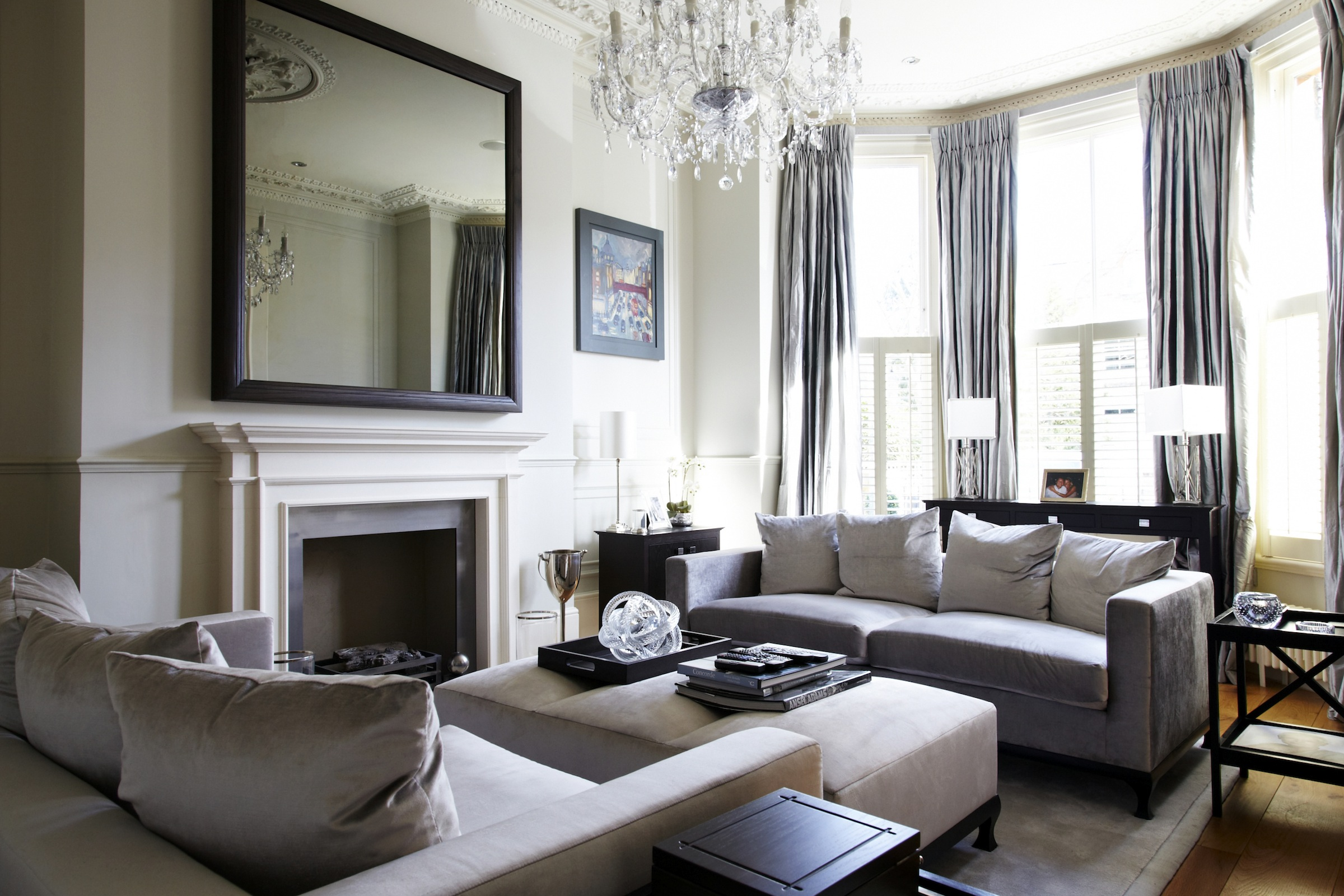 Beige And Gray Living Room neutral debates: grey vs beige in your decor