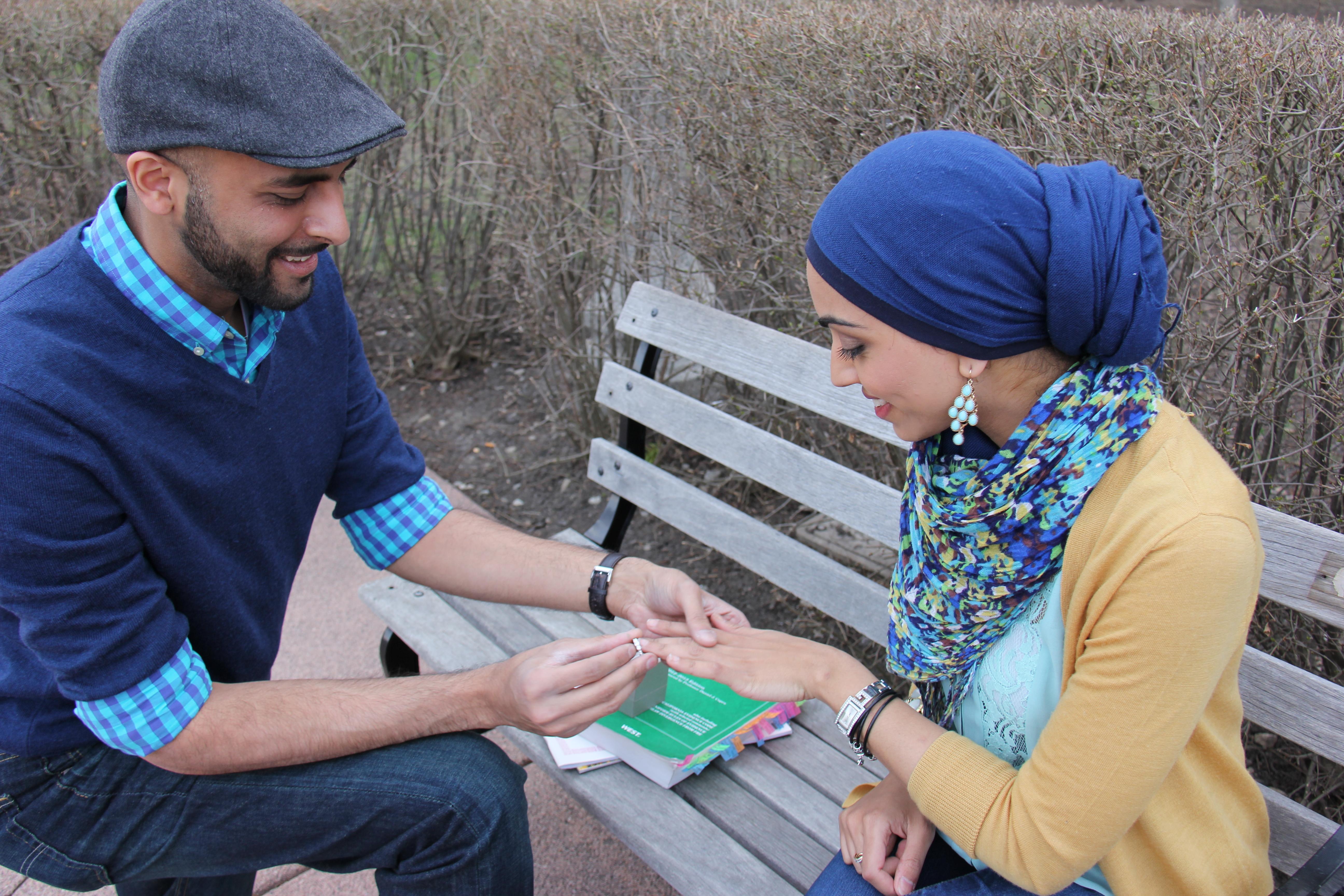 American muslim marriage