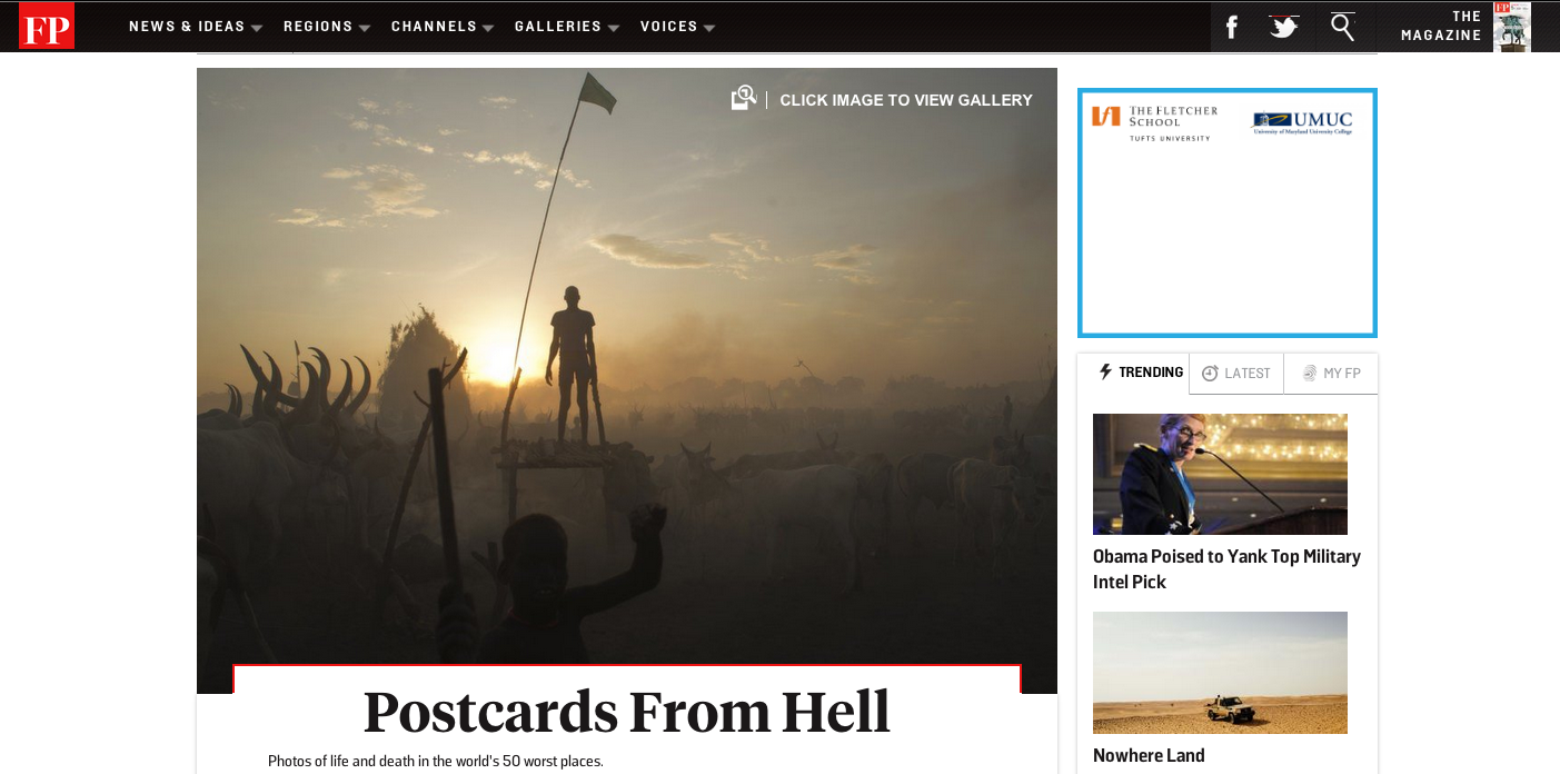 The fallacy of failed states huffpost for Farcical failure meaning