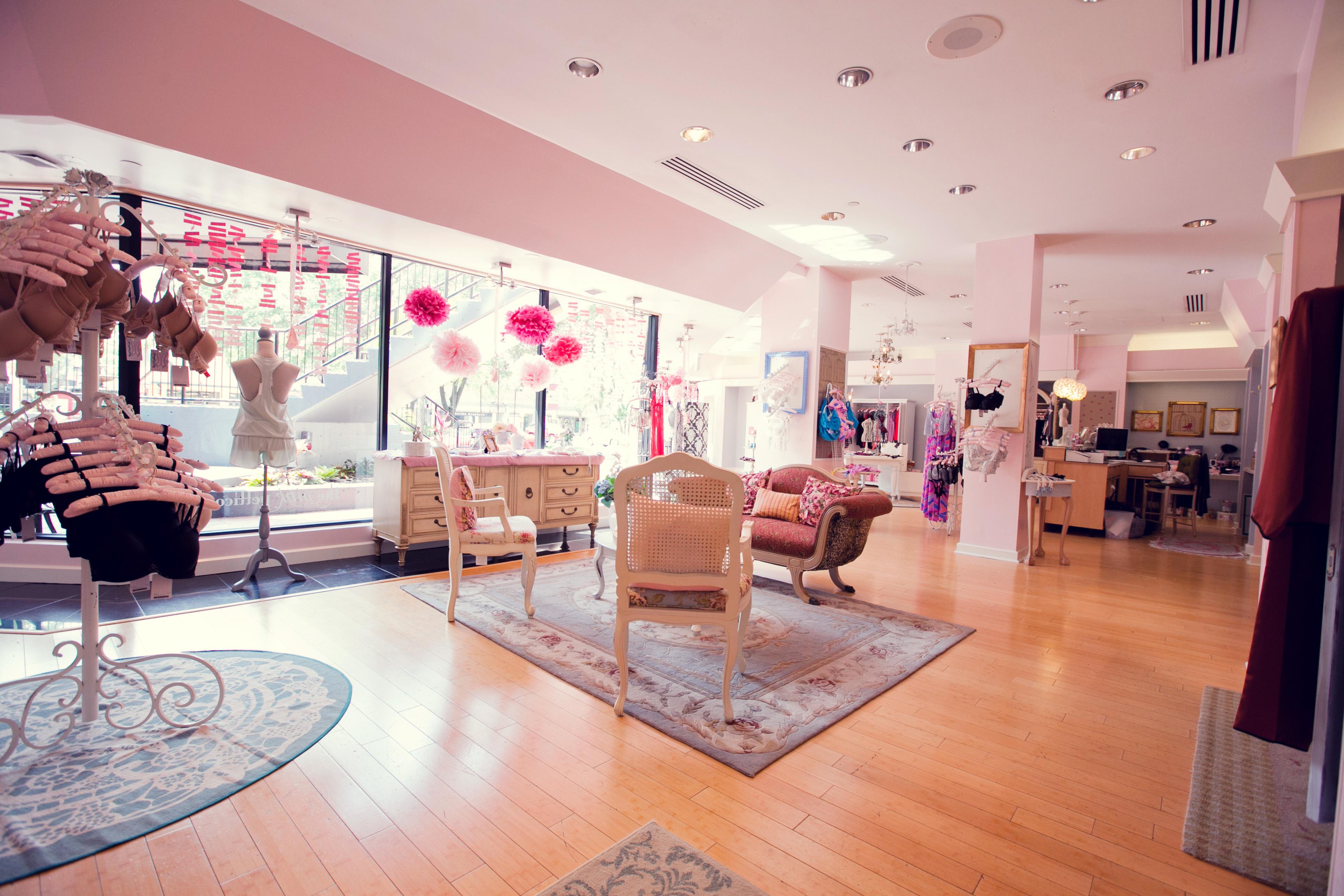 Discovering The Pink Petticoat, Tampa's Lingerie Treasure Trove ...