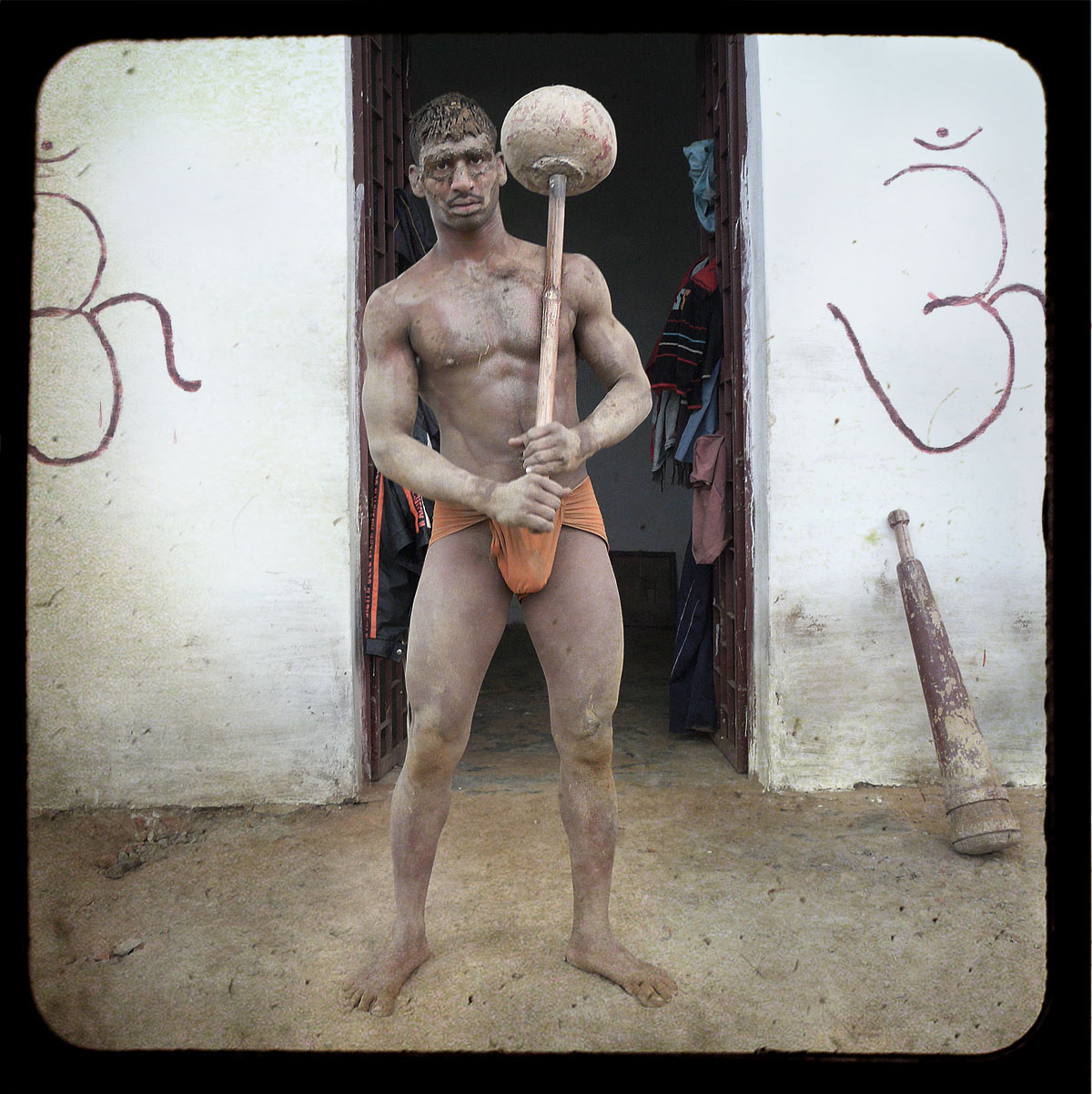 The Accidental Sensuality Of Ancient Indian Wrestling | HuffPost