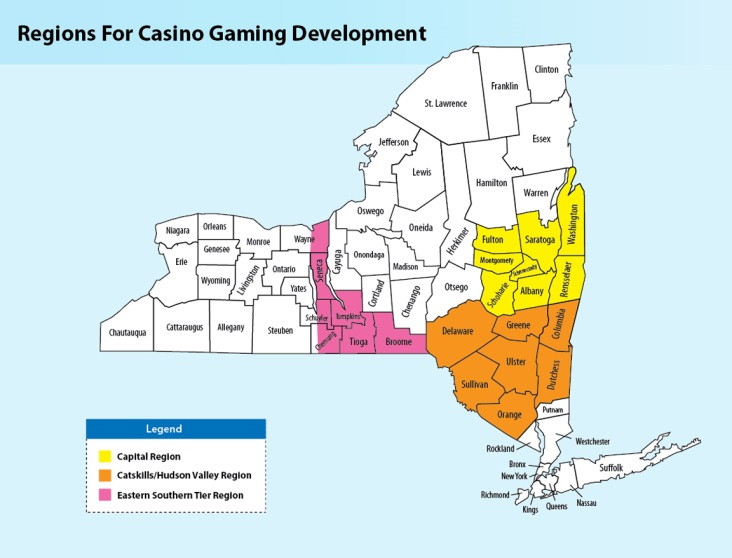 Ticket To A New York Casino License Is On The Chinatown
