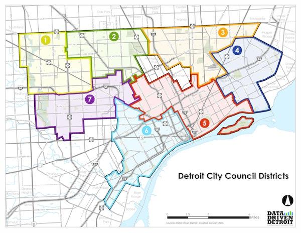 Purpose Of Detroit City Council
