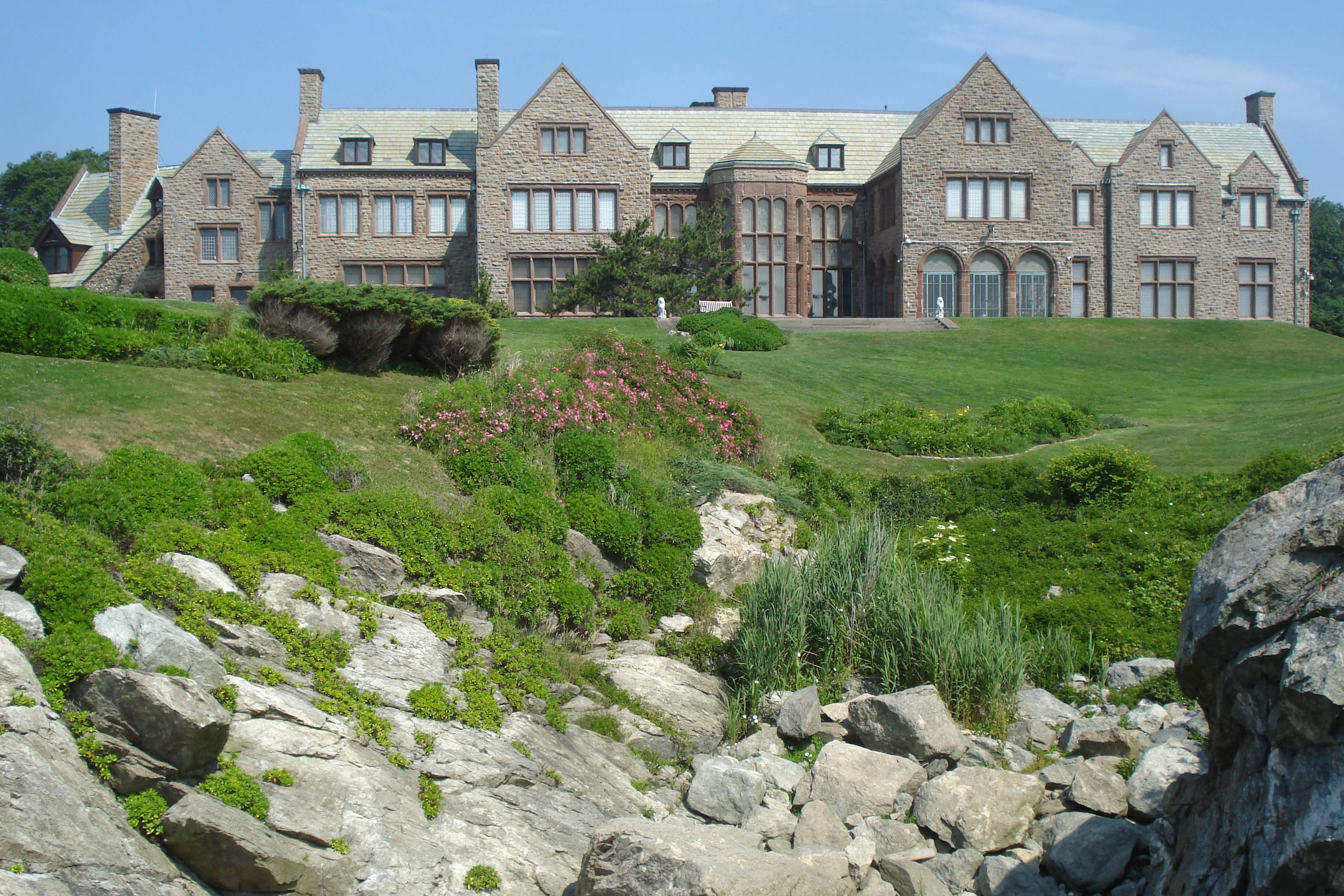 Larry Ellison Rhode Island Estate