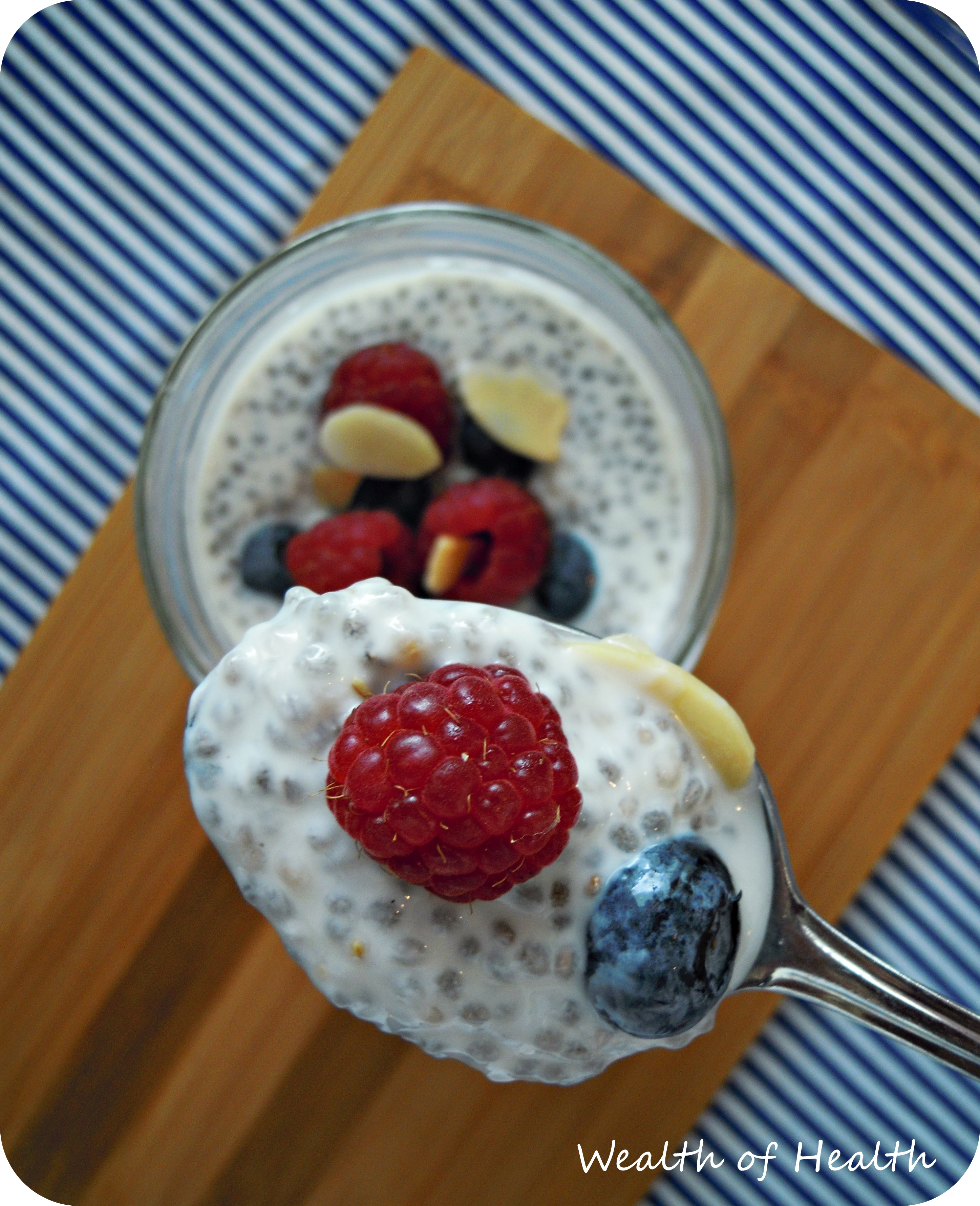 Cinnamon Vanilla Chia Seed Pudding Is The Perfect Dessert | Carolyn ...