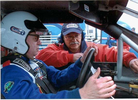 2014-07-07-NASCARindriversseat.JPG