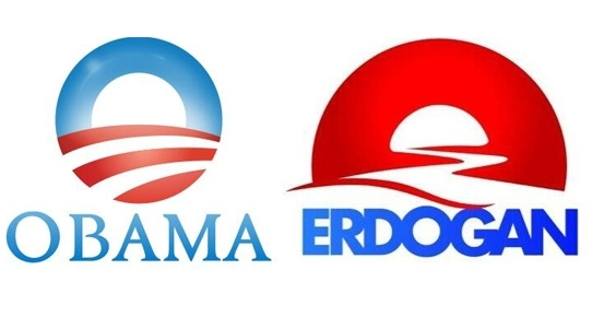 erdogan s presidential campaign bears a logo huffpost rh huffingtonpost com  obama care logo vector