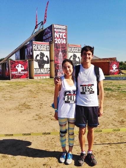 Taste Of Chocolate Milk How I Won The Rugged Maniac
