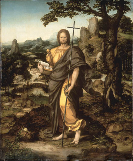 Famous Biblical Paintings Light Of God