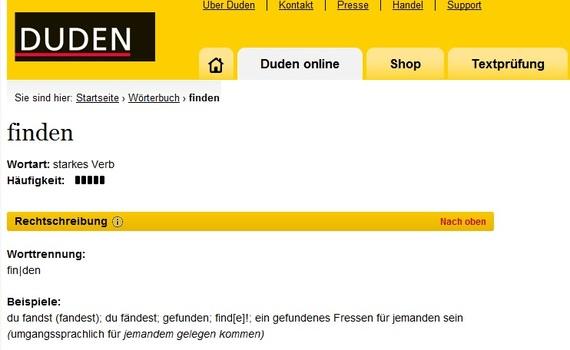 Suchen Wird Zu Finden Huffpost Deutschland