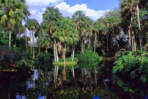 Bok Tower Gardens, Florida