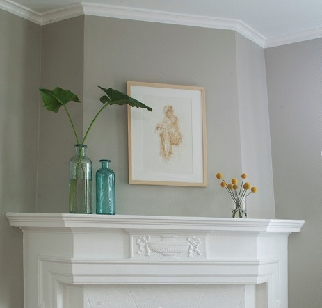 Paint colors contemporary living room benjamin moore abalone - Foolproof Paint Colors Huffpost