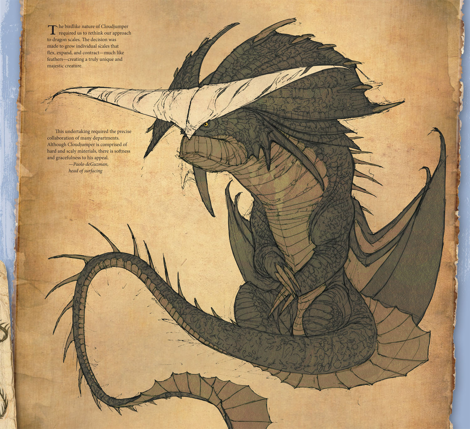 How to train your dragon book of dragons ccuart Gallery