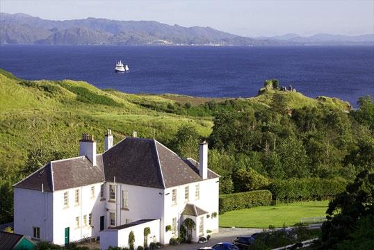 Ten Of The Best Scottish Hotels Huffpost Uk Life
