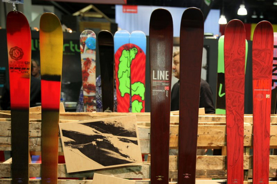 Buying skis sidecut and turn radius explained huffpost