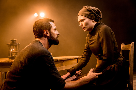 a review of arthur millers the crucible and the politics of its time The crucible by arthur miller deals with the contagious spread of difference that sweeps salem during a time of political and social upheaval.