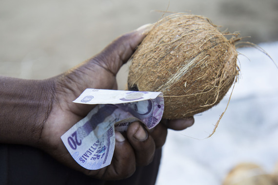 Mozambique's Coconut Graveyards | HuffPost