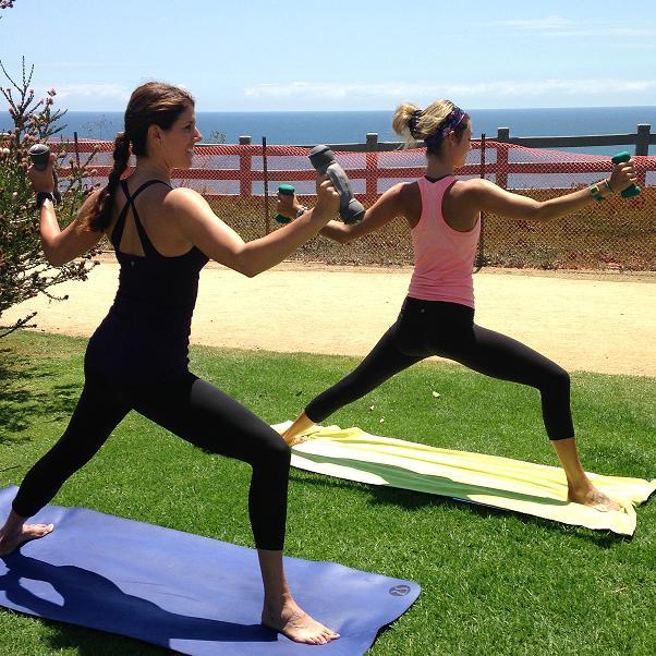 Yoga Sculpt Huffpost