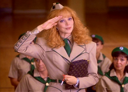Shelley Long troop beverly hills