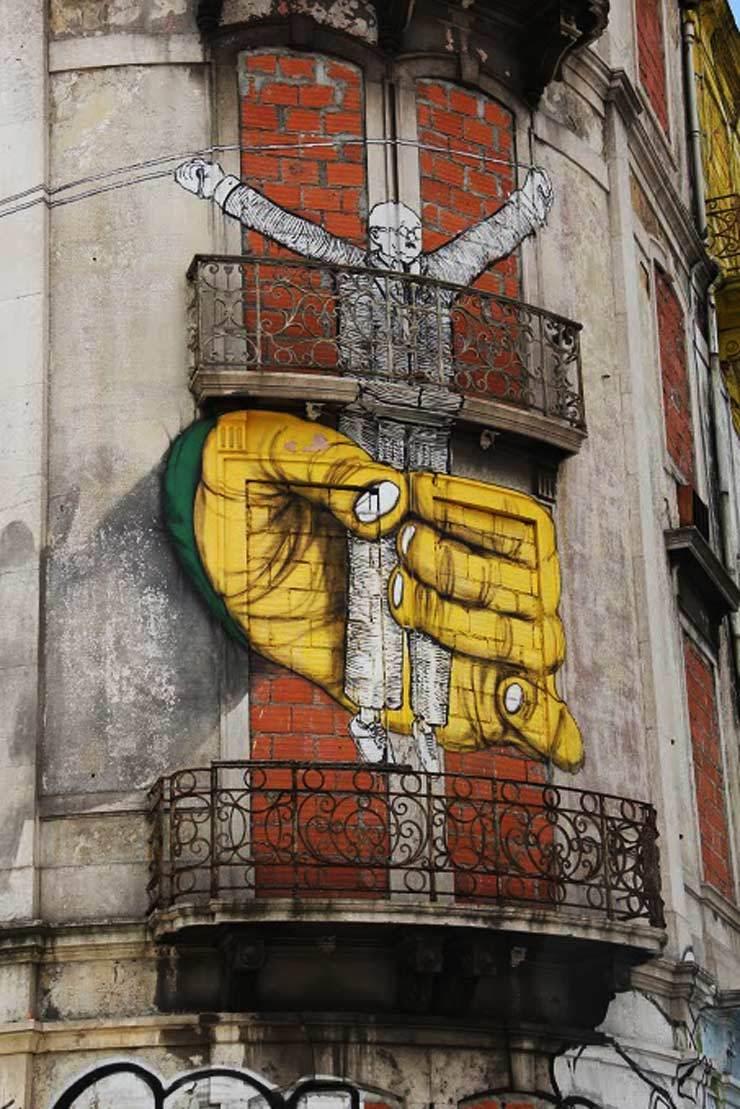 Exploring Lisbon As A Street Art Tourist | HuffPost