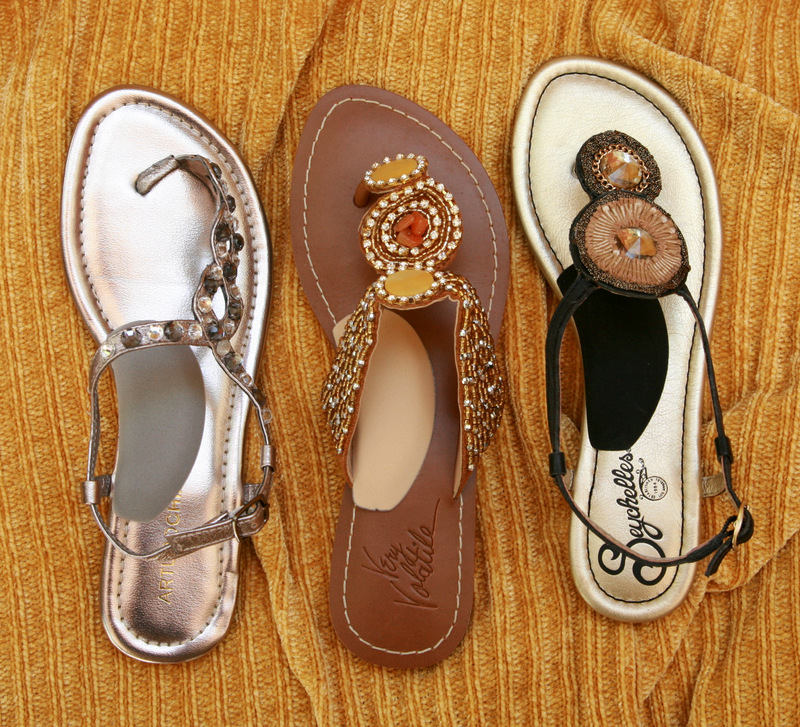 How To Make The Sandals And Flip Flops You Love To Wear
