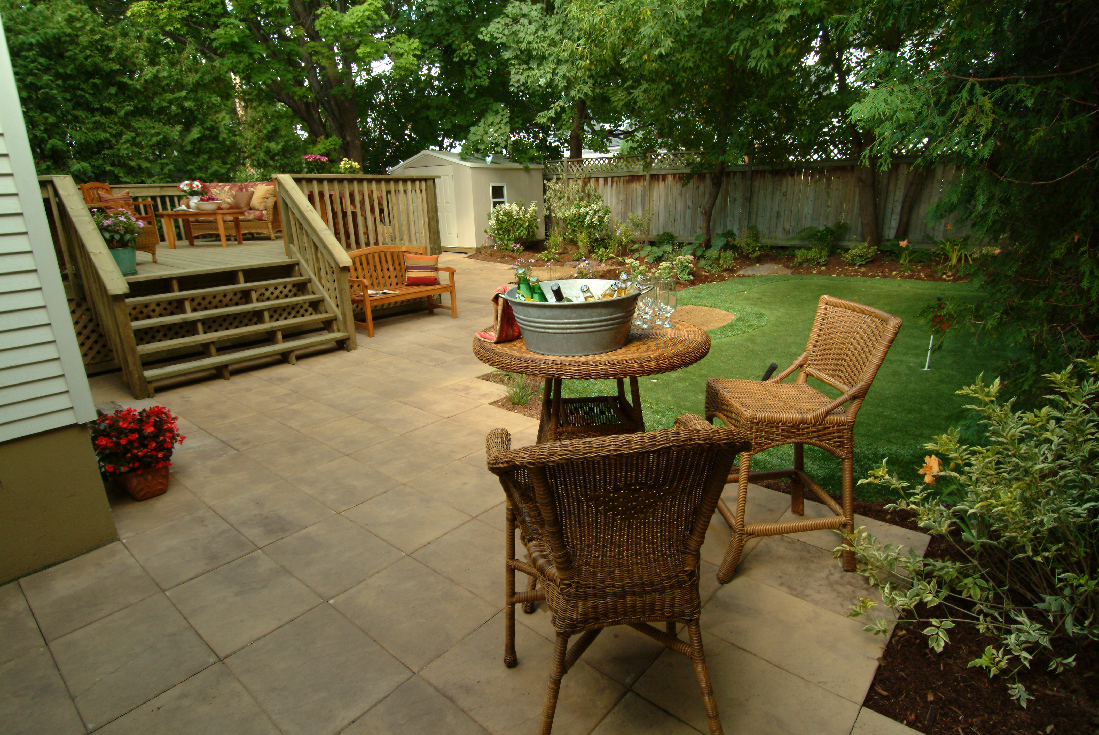 Deck Vs Patio What Is Best For You