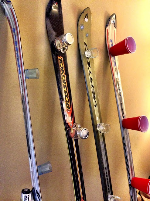 How To Build The Ultimate Shot Ski Huffpost