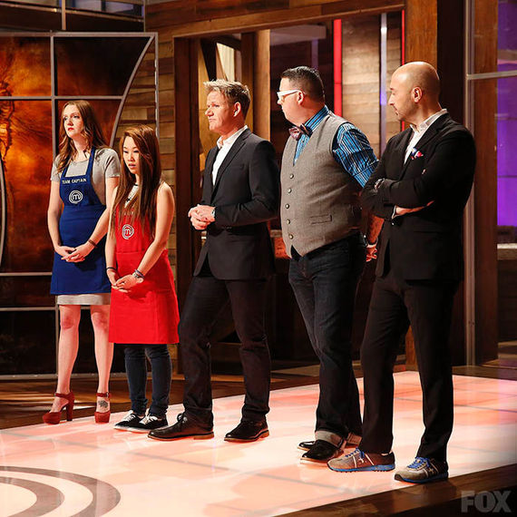 <i>MasterChef</i> Recap: &#8220;Nice and Fudgy&#8221; in &#8216;Top 12 Compete&#8217;