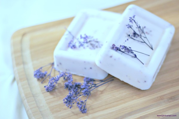 Diy hostess gifts great ideas for parties huffpost - Homemade soap with lavender the perfect gift ...