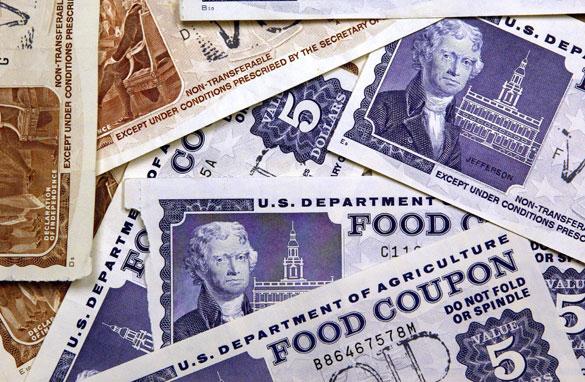 Supplemental Food Stamps