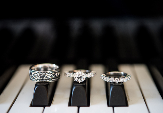 11 creative ways to photograph your wedding rings