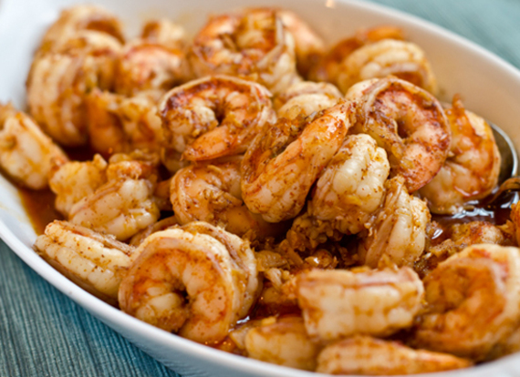 10 easy shrimp recipes everyone will love huffpost 2014 08 02 gingergarlicchilishrimpg forumfinder Choice Image