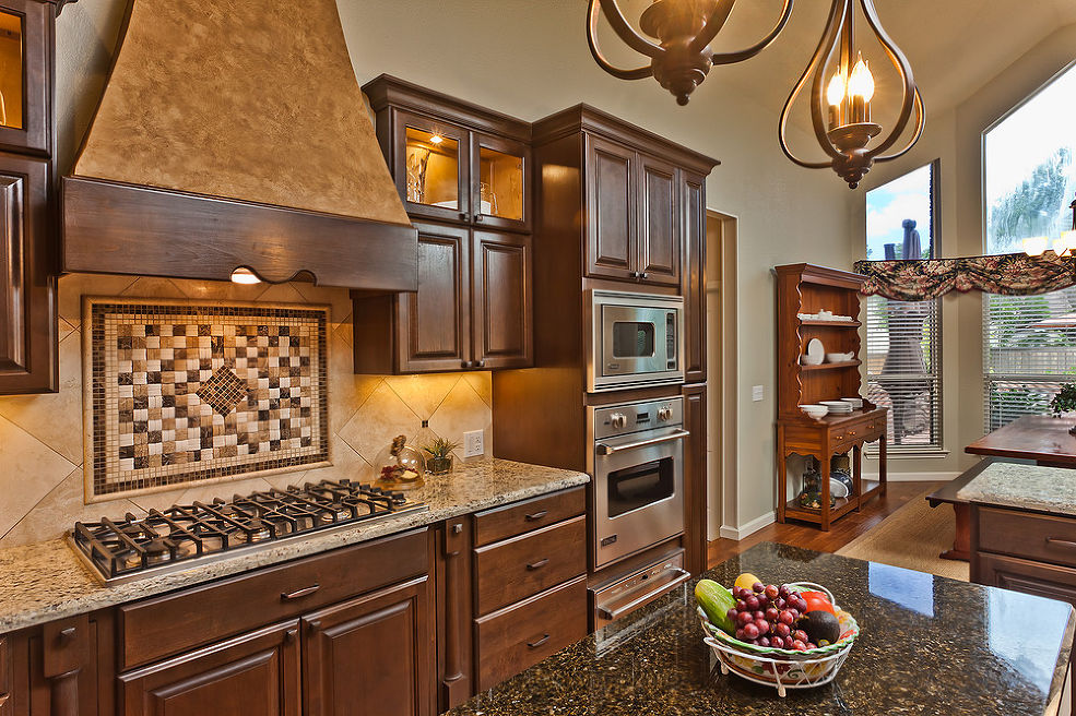 6 Creative Ways to Tile a Kitchen Backsplash   HuffPost Life